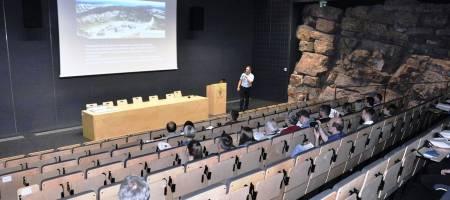 O glebach podczas konferencji PTG