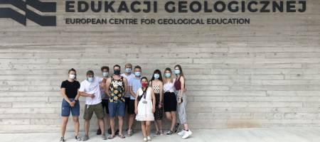 Kartografia Geologiczna Praktyki Terenowe AGH 2020 Turnus I i II